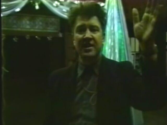 Twin Peaks: Rare Set-Archivaufnahmen von 1991