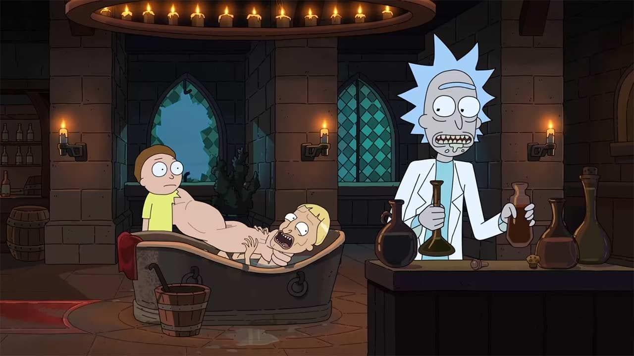 Rick and Morty geht am 30. Juli weiter!