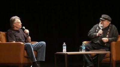 Interview zwischen George R.R. Martin und Stephen King