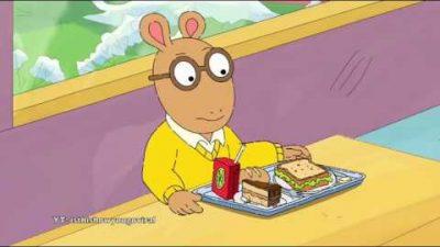 Arthur singt Childish Gambino