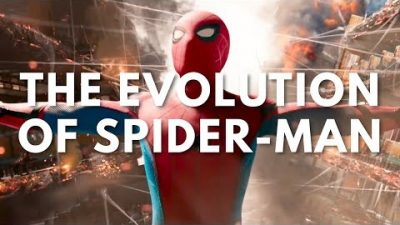 Die Evolution von Spider-Man
