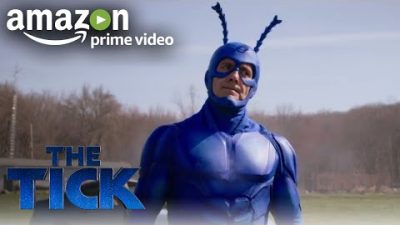 The Tick: erster Trailer