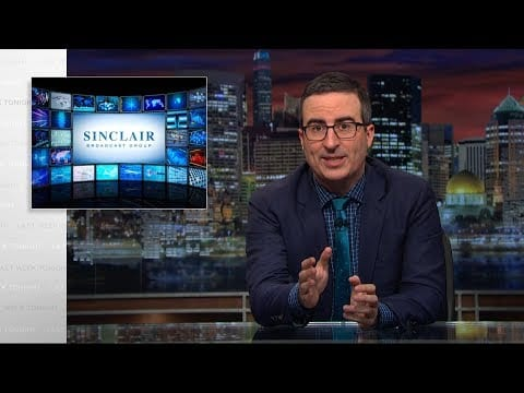 Last Week Tonight with John Oliver: Sinclair Broadcast Group