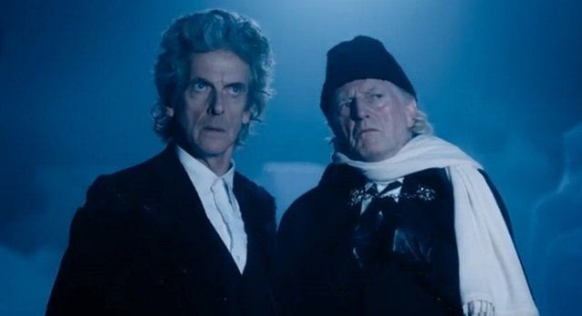 Doctor Who: Trailer zum Christmas Special 2017