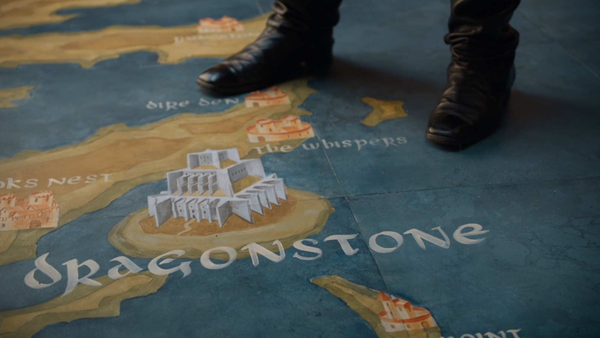 Review: Game of Thrones S07E01 – Dragonstone