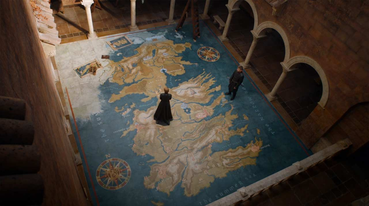 Game-of-Thrones_S07E01_04 Review: Game of Thrones S07E01 - Dragonstone