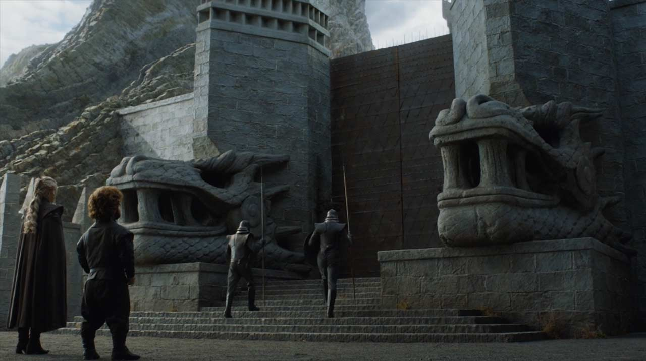 Game-of-Thrones_S07E01_08 Review: Game of Thrones S07E01 - Dragonstone