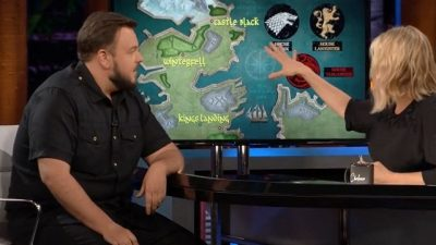 John Bradley über Game of Thrones, Haarausfall und Ed Sheeran