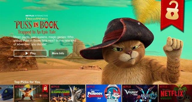 Netflix wird interaktiv?!