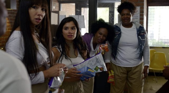 Review: Orange Is The New Black S05E06 – Flaming Hot Cheetos, Literally
