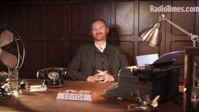 Sherlock Spezial: Sherlock und John im Kampf gegen Nazis?