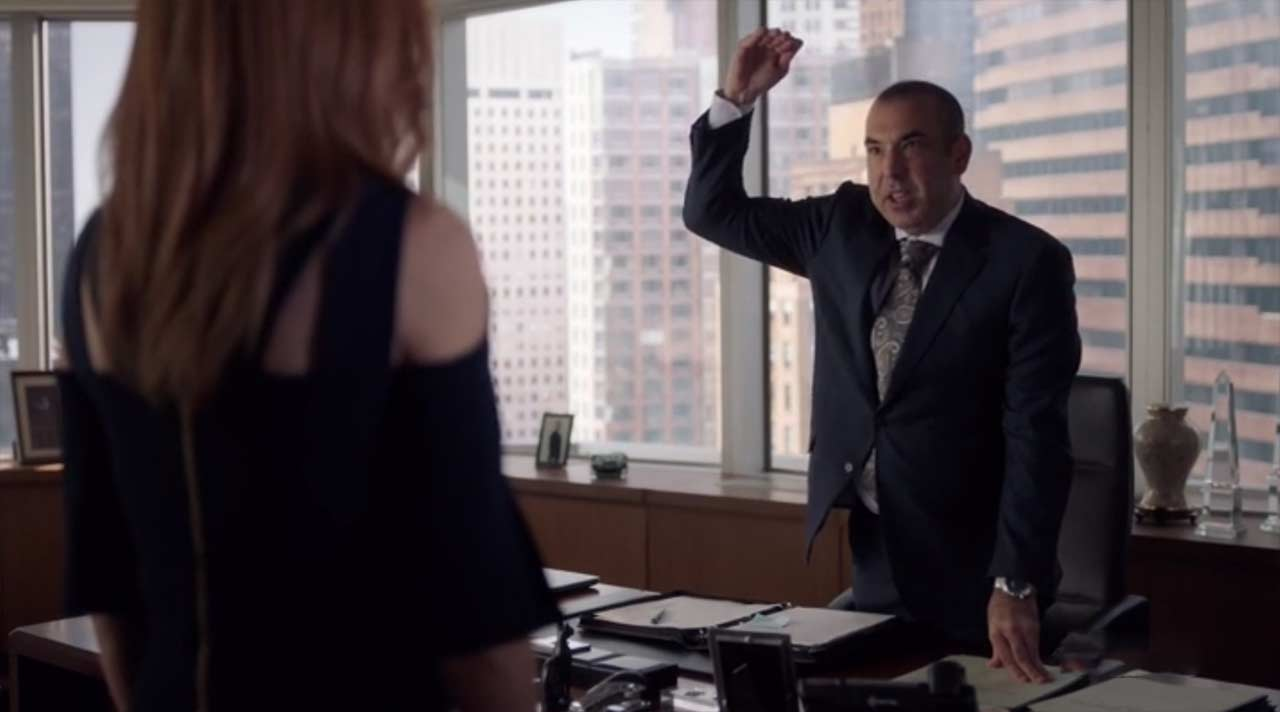 Suits_S07E01_02 Review: Suits S07E01 - Skin in the Game