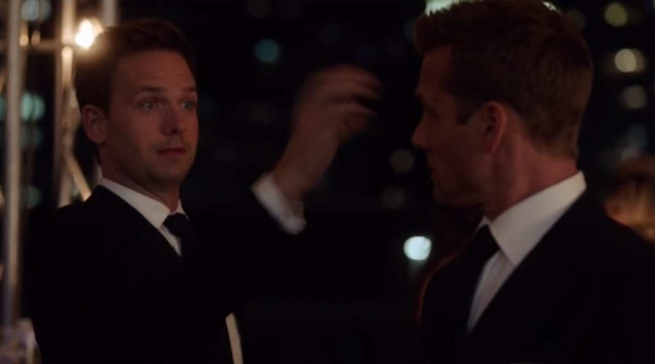 Suits_S07E01_04 Review: Suits S07E01 - Skin in the Game