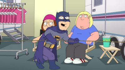 Family Guy zollt Adam West Tribut