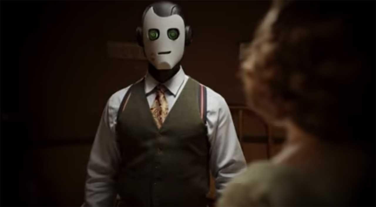 Trailer: Automata