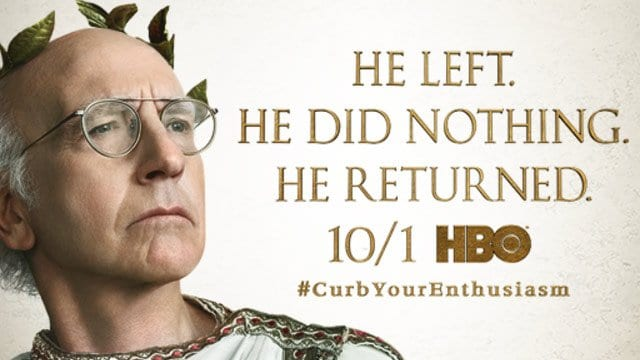 Curb Your Enthusiasm: Datum & Teaser zur 9. Staffel