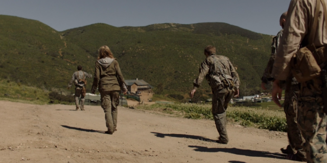Review: Fear the Walking Dead S03E06 – Red Dirt