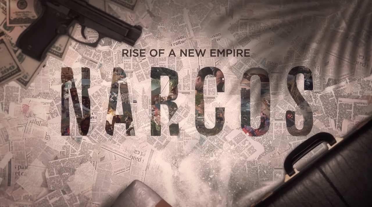 Narcos Staffel 3 Teaser & erste Bilder