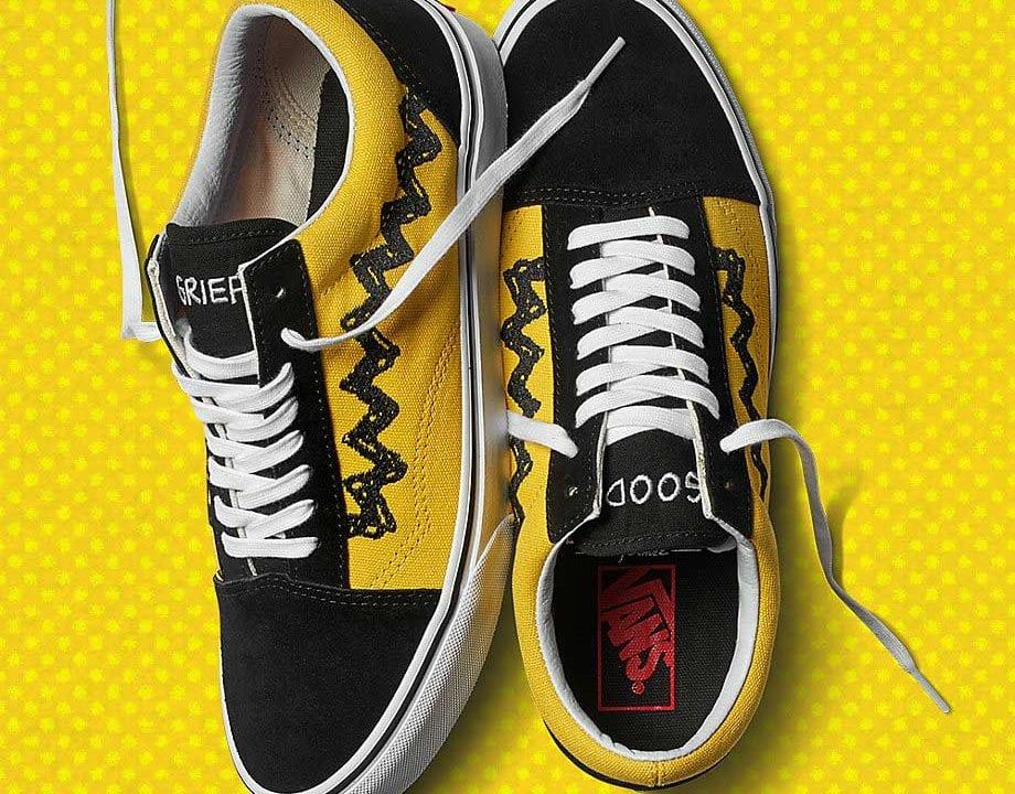 Peanuts Sneakers