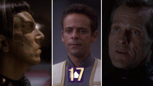 Review: Star Trek DS9 S07E16 – Inter Arma Enim Silent Leges