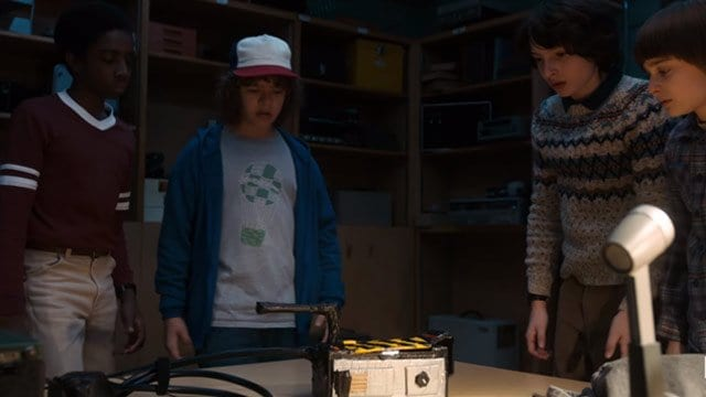 Stranger Things: Trailer zur 2. Staffel (awesome!)