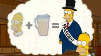 Wir feiern mit den Simpsons den Tag des Bieres