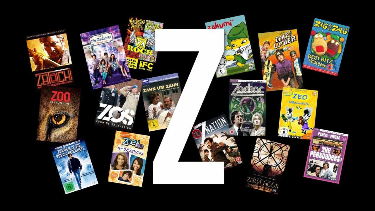 seriesly podcAZt #Z