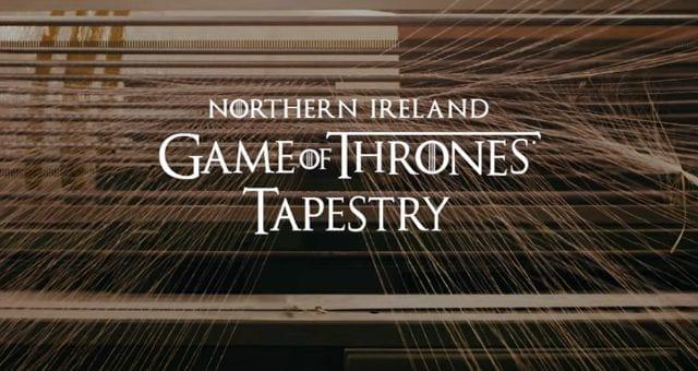 """""""Game of Thrones"""": Die gesamte Story auf einem Teppich"""