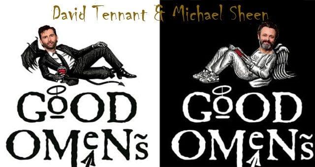 Good Omens: David Tennant und Michael Sheen übernehmen die Hauptrollen