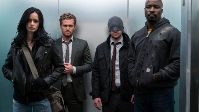 MARVEL'S THE DEFENDERS – Was bisher geschah …