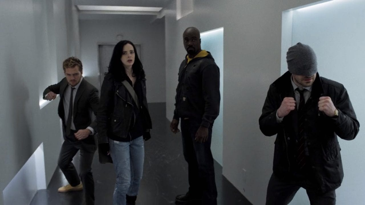 Review: Marvel's The Defenders – Staffel 1