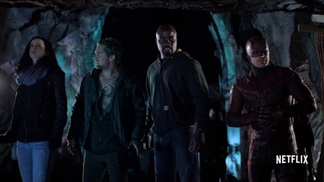 Marvel's The Defenders: Featurette & Trailer zum Serienstart