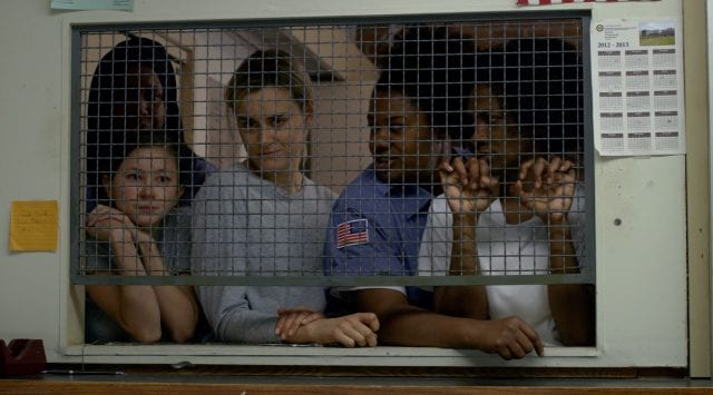 Review: Orange Is The New Black S05E08 – Tied to the Tracks