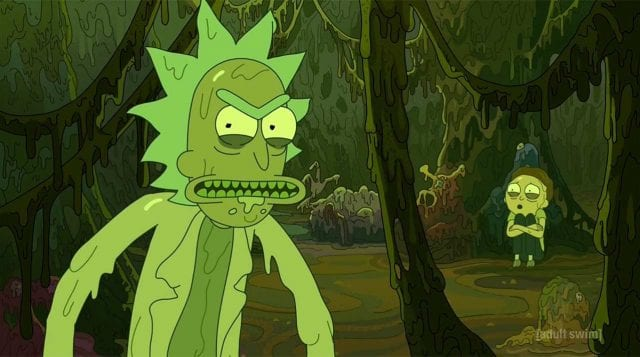 Review: Rick and Morty S03E06 – Rest and Ricklaxation