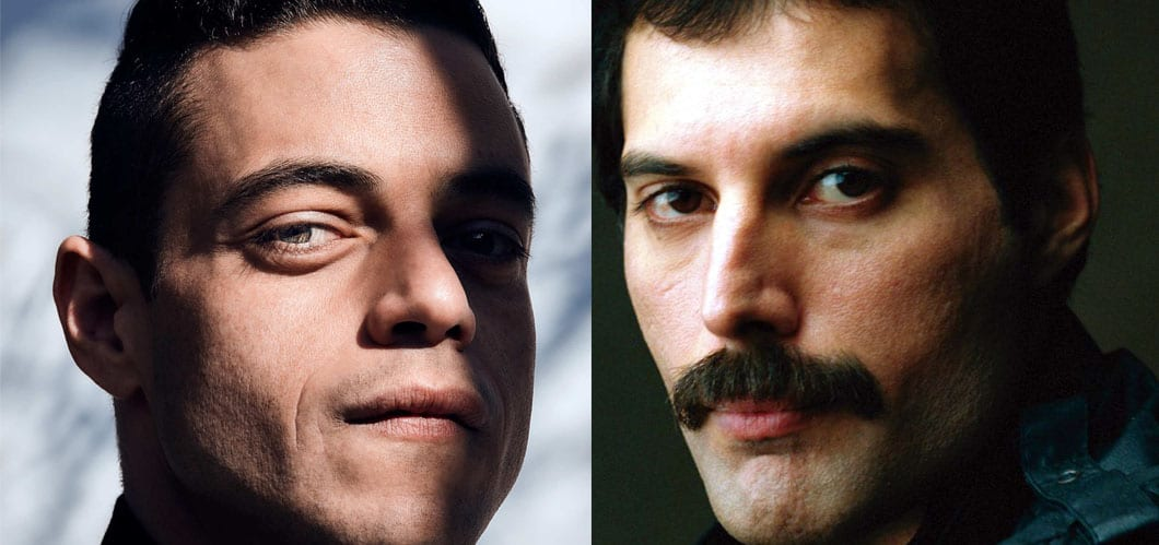 Mr. Robot Rami Malek spielt Freddie Mercury in Queen-Film