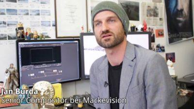 Deutscher Game of Thrones SFX Designer: Interview