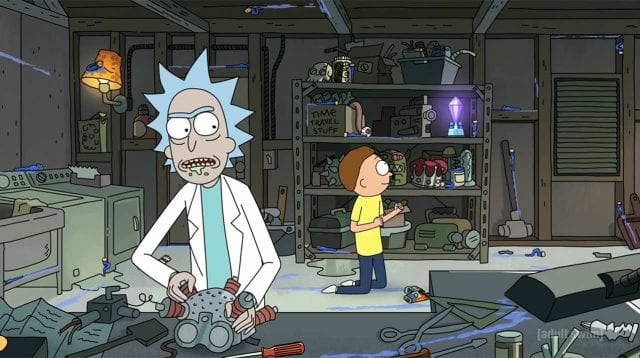 Review: Rick and Morty S03E04 – Vindicators 3: The Return of Worldender