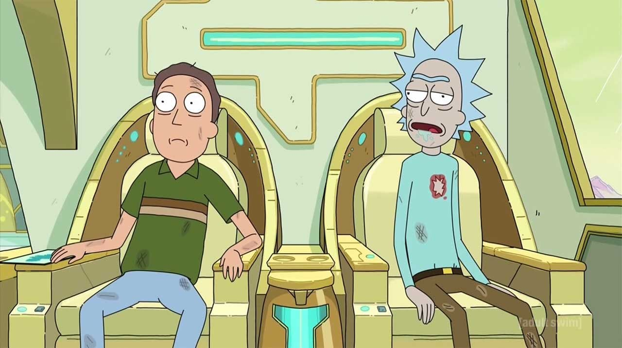 Review: Rick and Morty S03E05 – The Whirly Dirly Conspiracy