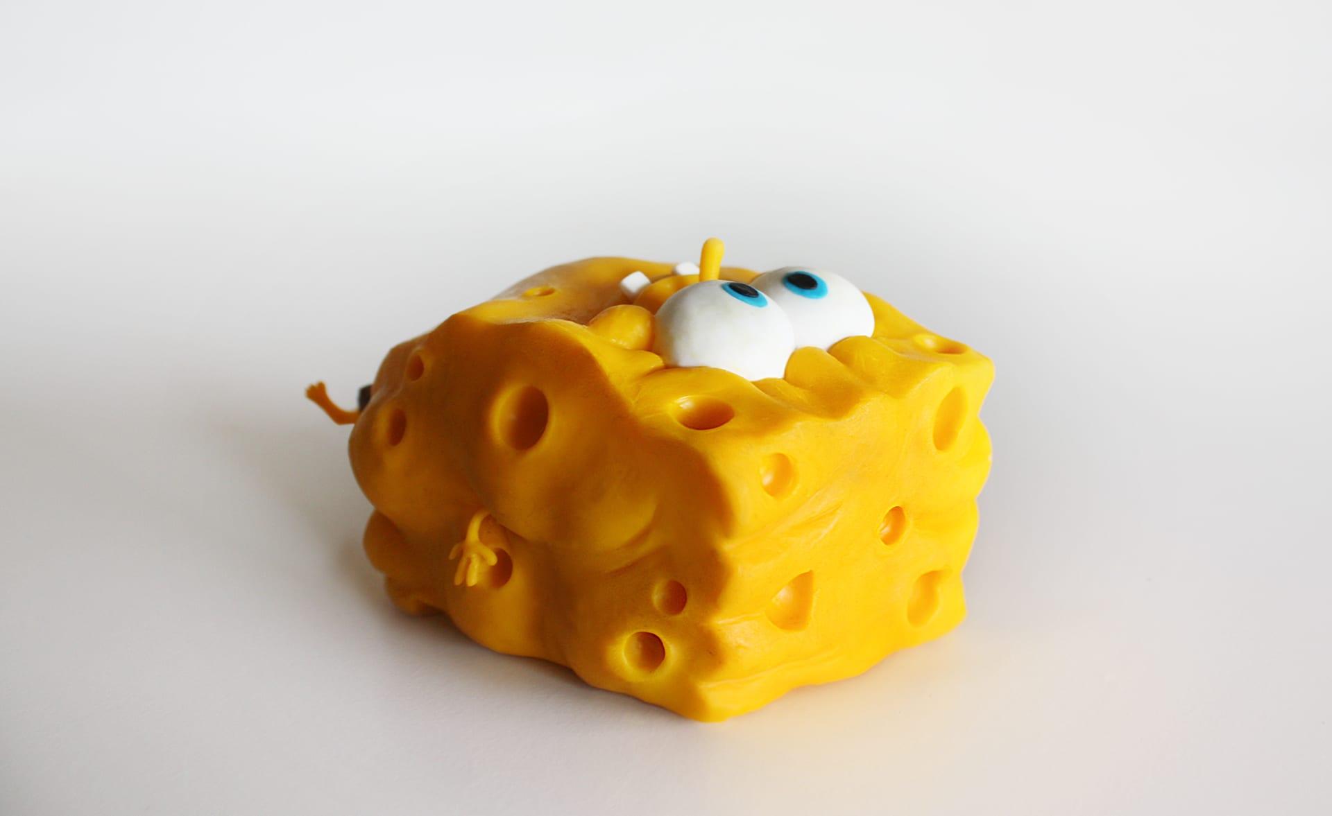 spongebob3 Selbstgemachte SpongeBob Figuren