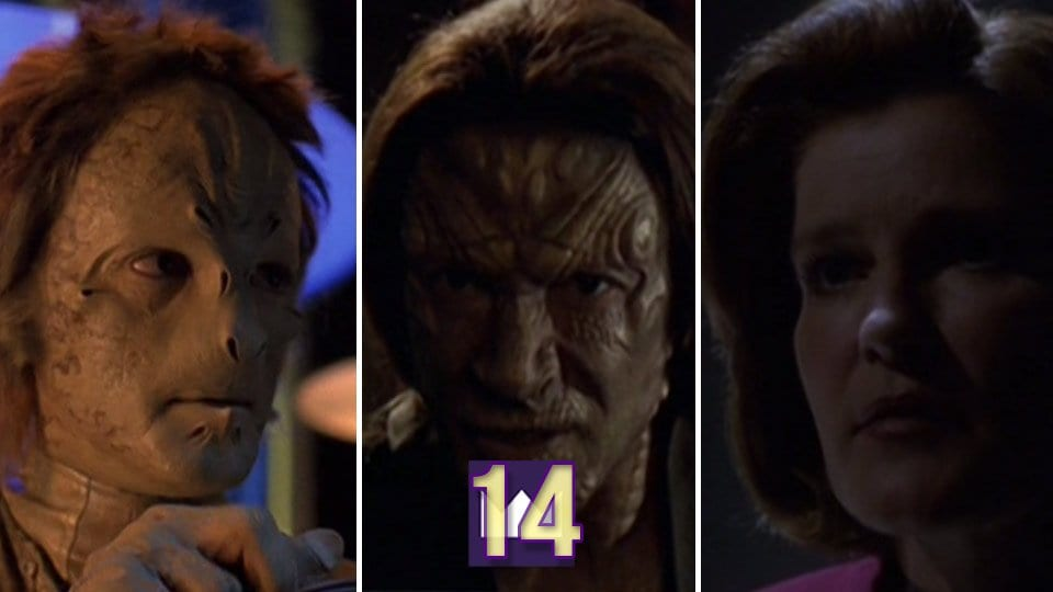 Review: Voyager S07E15 – The Void