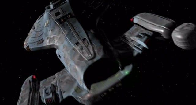 star_trek_voyager_zersetzt_sich Review: Voyager S05E18 - Course: Oblivion