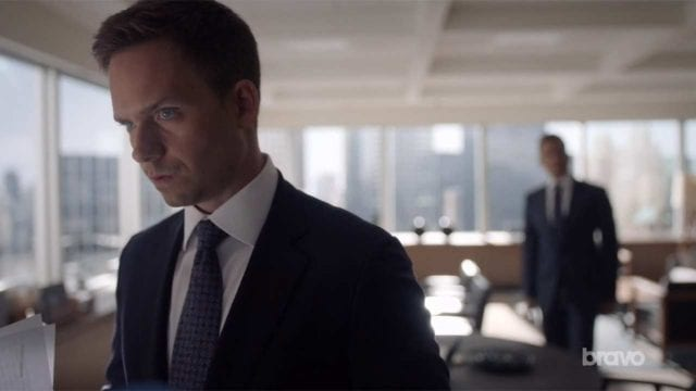 Review: Suits S07E06 – Home to Roost
