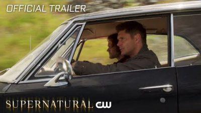Supernatural: Trailer und Plakat zu Staffel 13