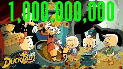 """Nonsens mit den Ducktales: 1 Milliarde """"woo-oos"""" gleichzeitig"""