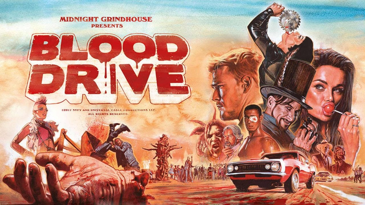 Review: Blood Drive Staffel 1