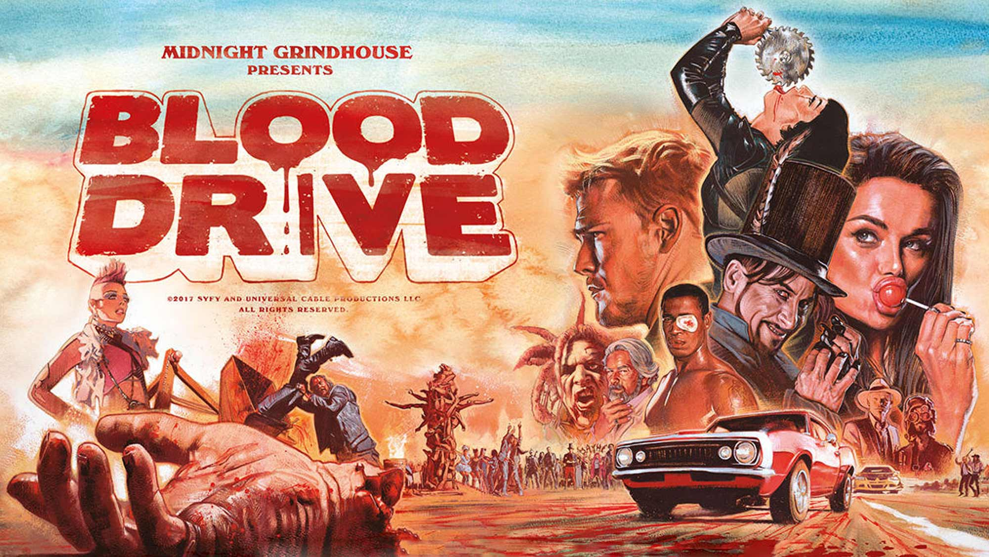 Blood-Drive-Staffel-1-Review_01 Review: Blood Drive Staffel 1