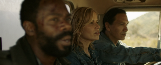 Review: Fear the Walking Dead S03E11 – La Serpiente