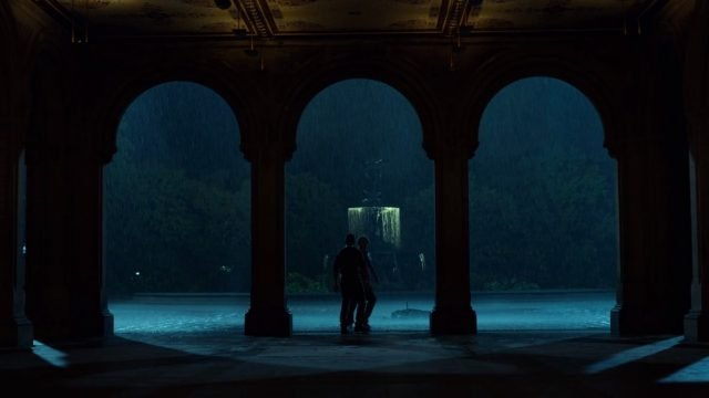 Iron Fist Bethesda Terrace