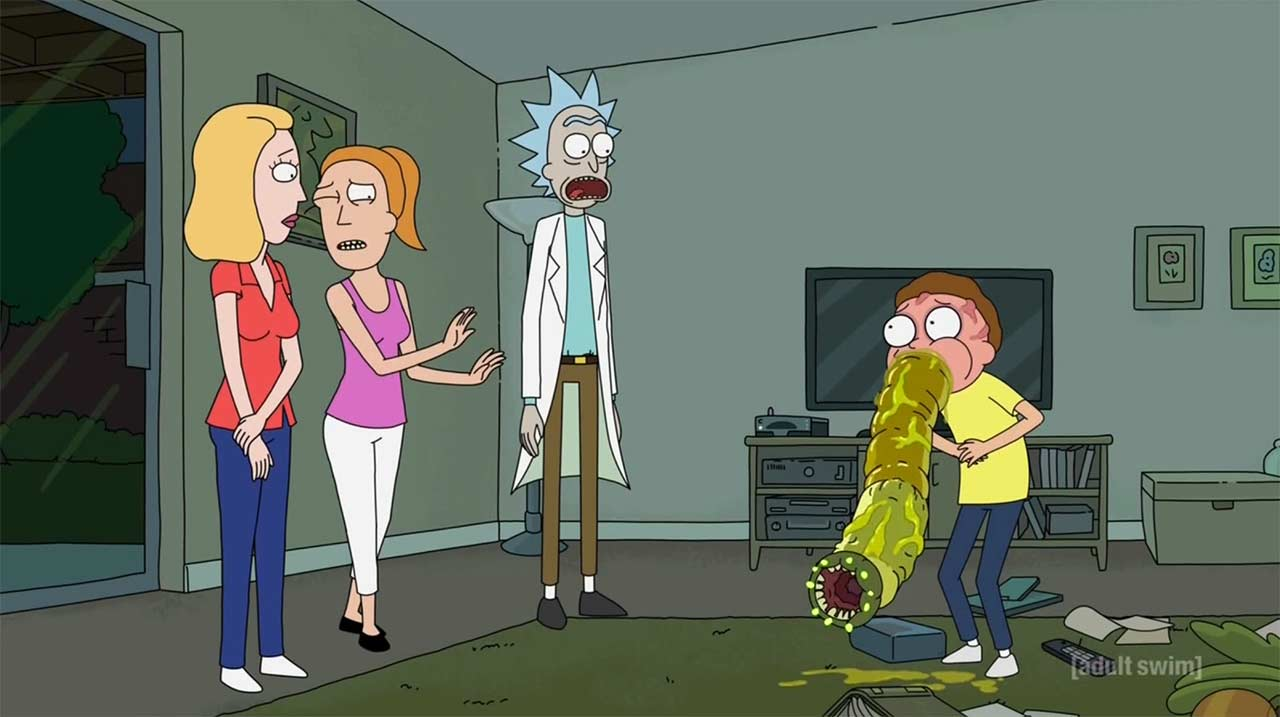 Review: Rick and Morty S03E08 – Morty's Mind Blowers