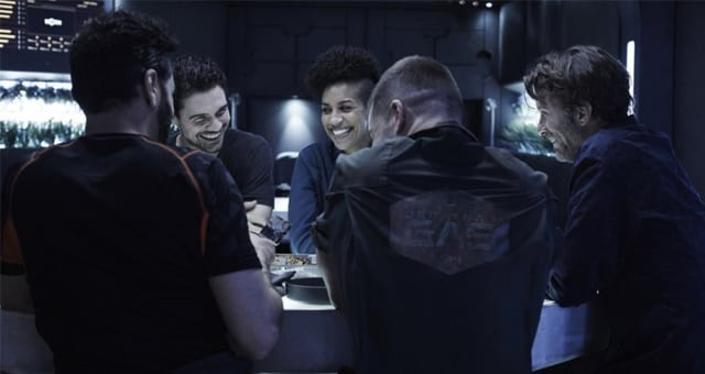 Review: The Expanse S02E01-03 – Safe / Doors & Corners / Static